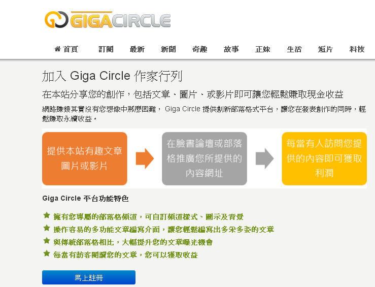 Gigacircle